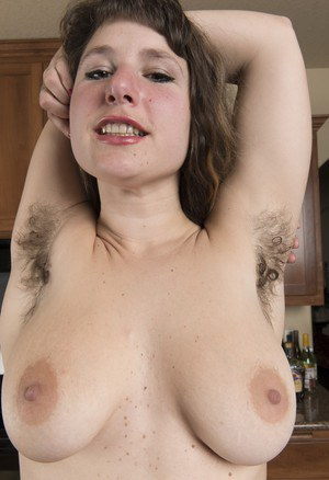 flat chested nudist girl