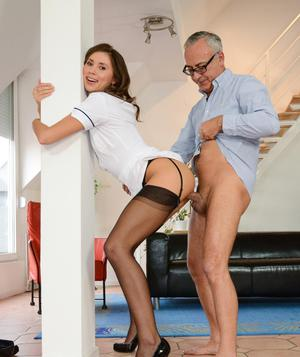 Scd13 naughty nurses 13 her father in law her grand 4