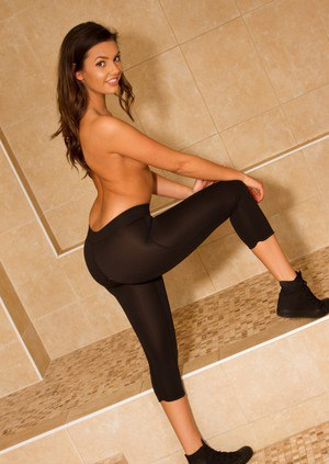 Yoga Pants - Hot Naked Girls