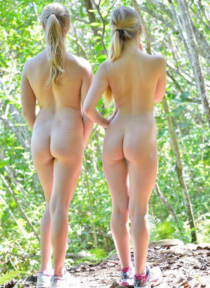 Sexy fetish twins nude