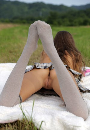 Naked Girls In Socks