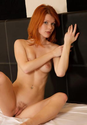 Naked Red Heads Old