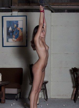 In girls bondage nude Young