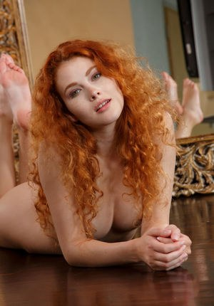 Necessary words... Redhead nude opinion