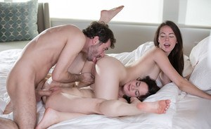 Ass Licking Naked Girls