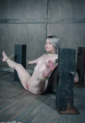 Naked Girls In Bondage