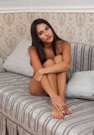 Girl feet nude