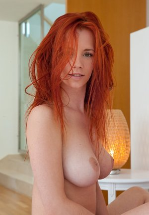 Logically something nude redhead nessa there