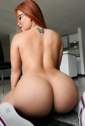 Naked girls with big ass pics