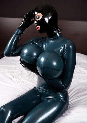 Naked Girls In Latex